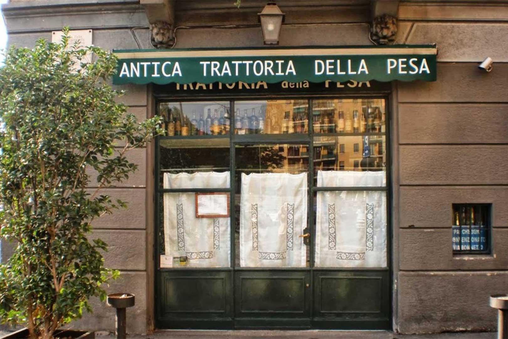 Antica Trattoria Della Pesa