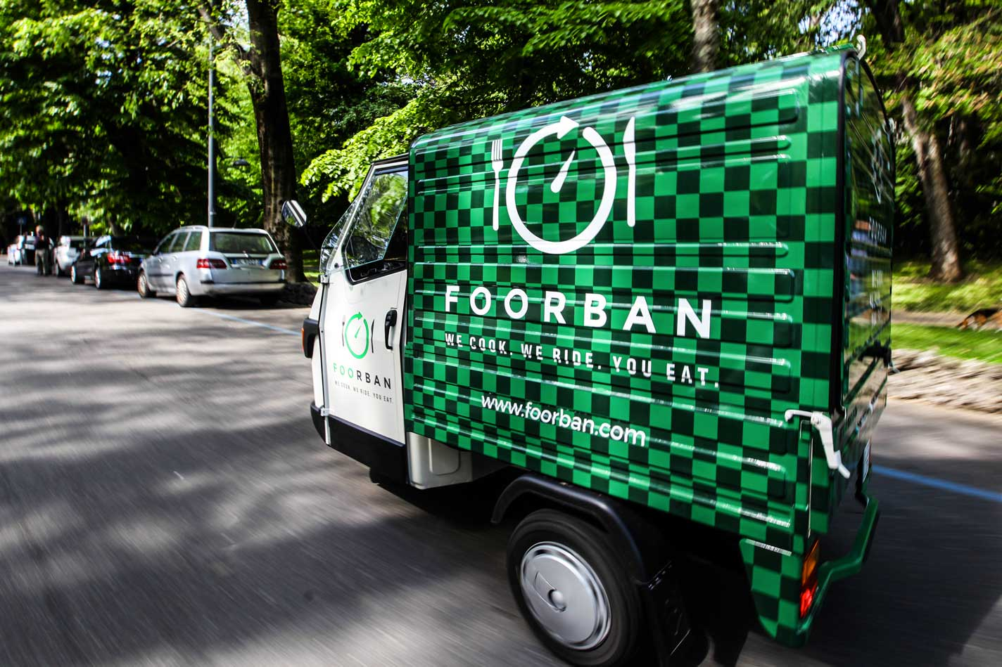 Foorban App
