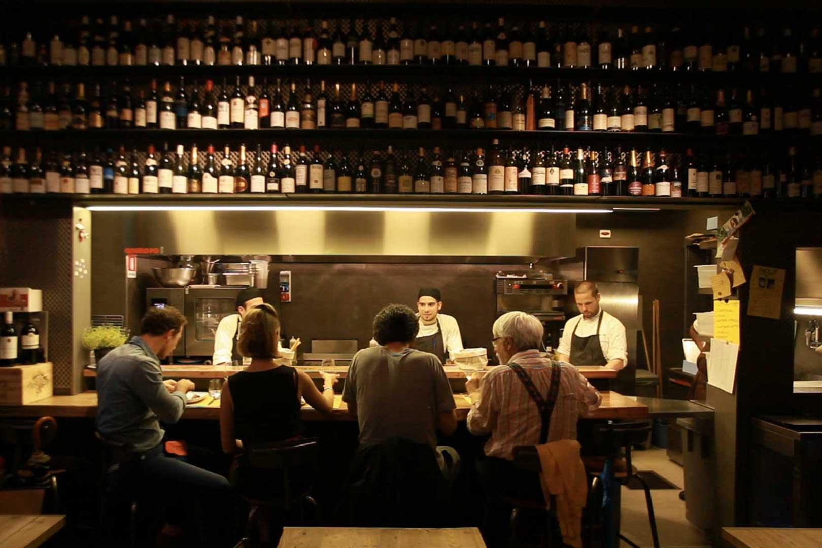 I migliori cocktail bar di milano flawless milano for Bar 35 food drinks milano