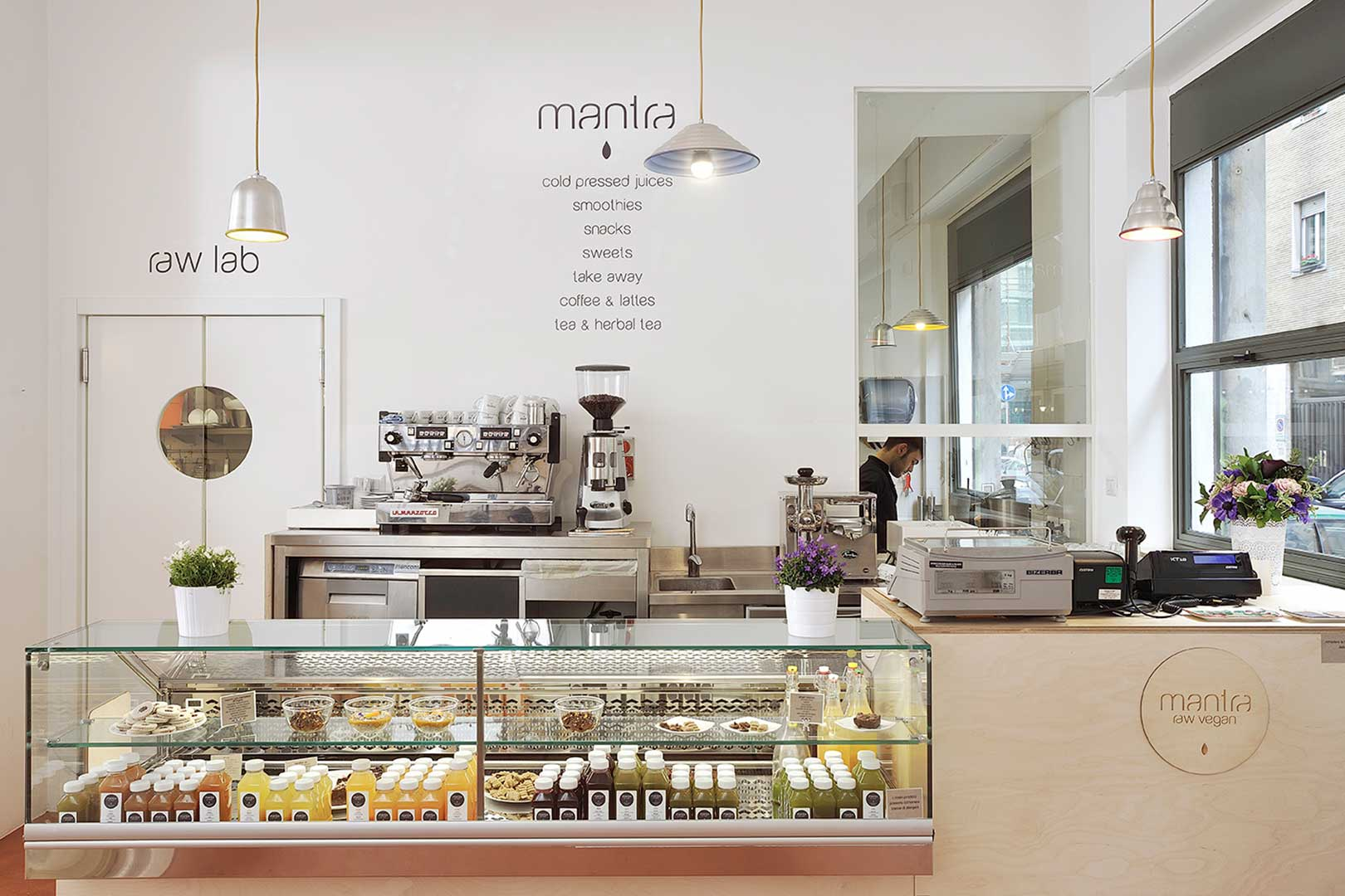 Mantra Raw Vegan Milano