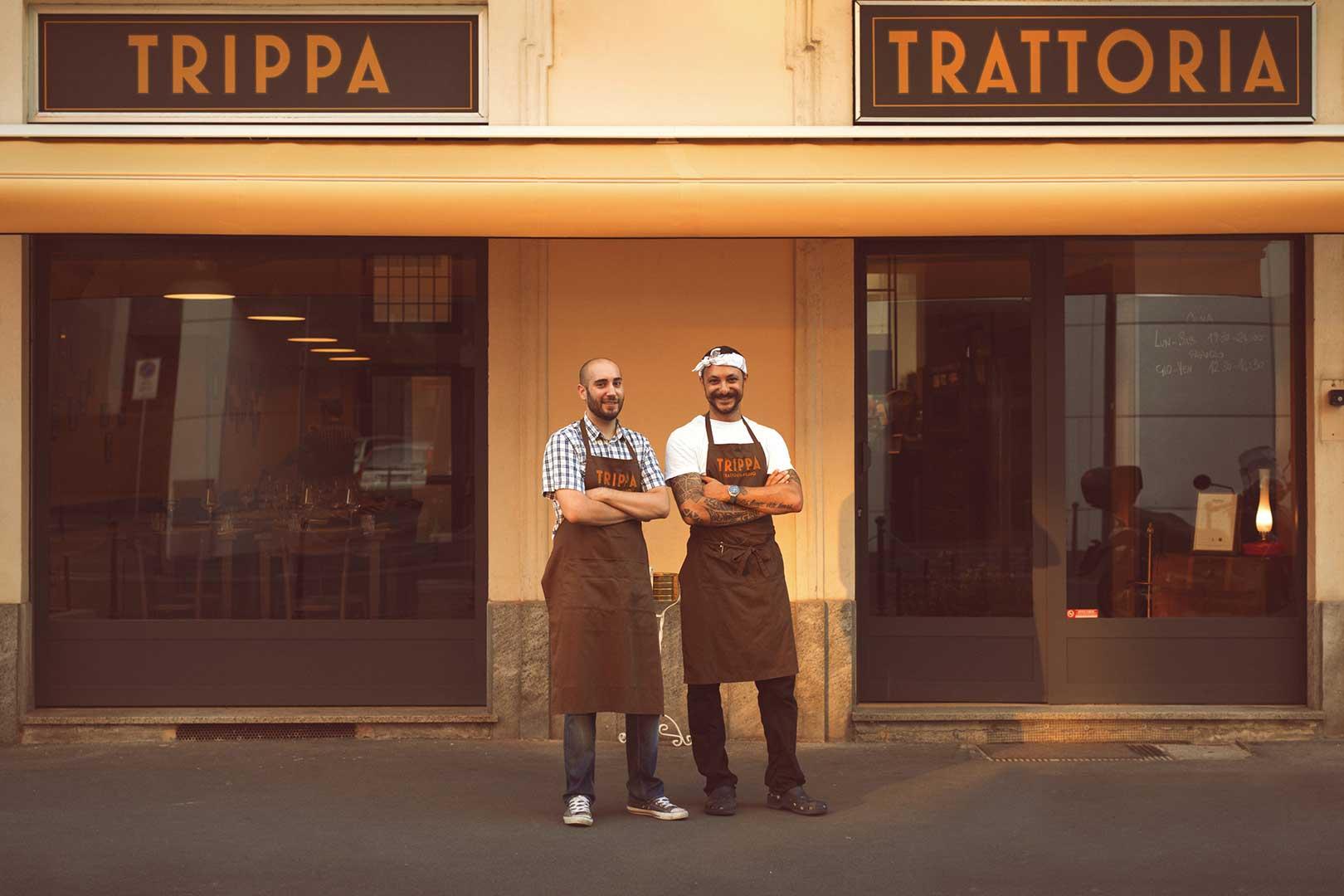 Trippa Milano