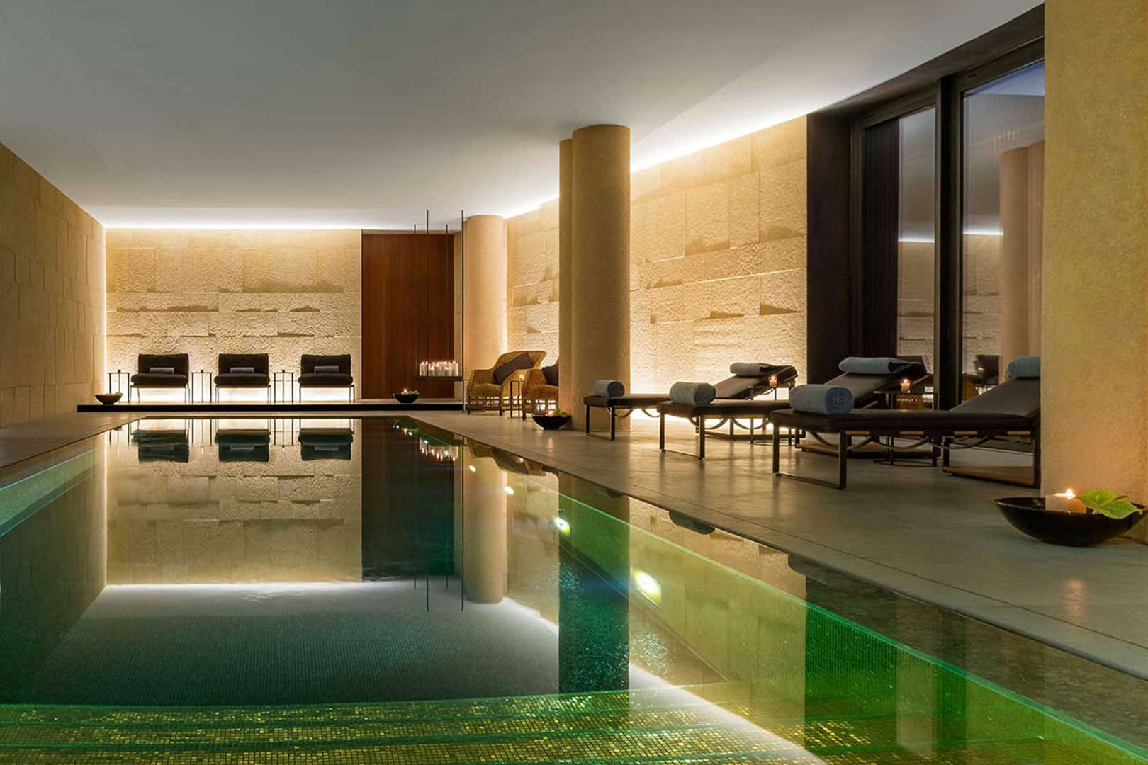 The best luxury spas in milan flawless milano for Small luxury spa hotels