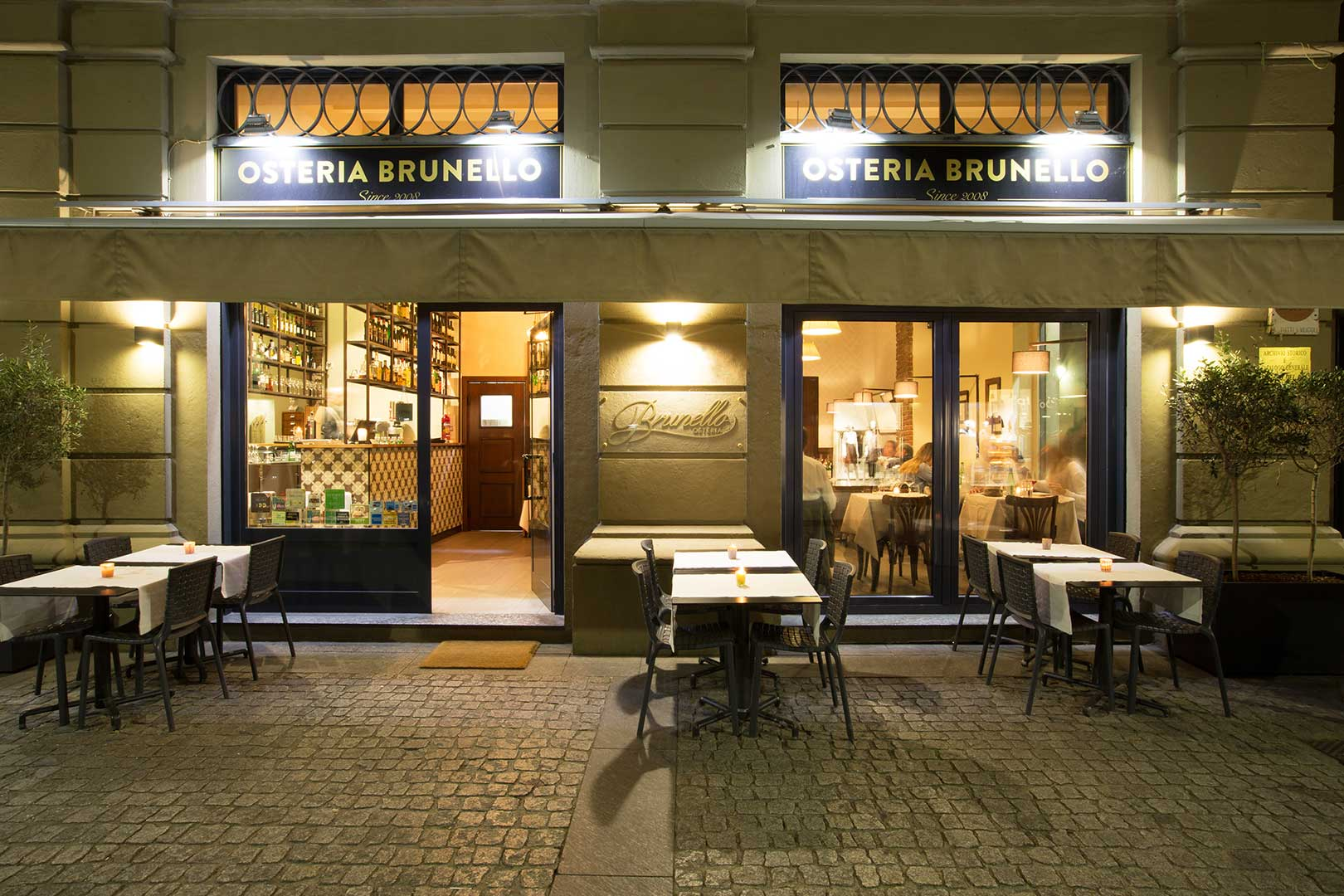 Osteria Brunello Milano