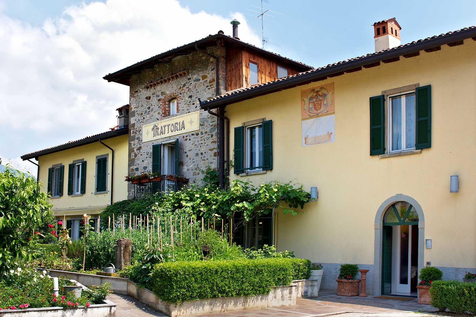 Trattoria Visconti