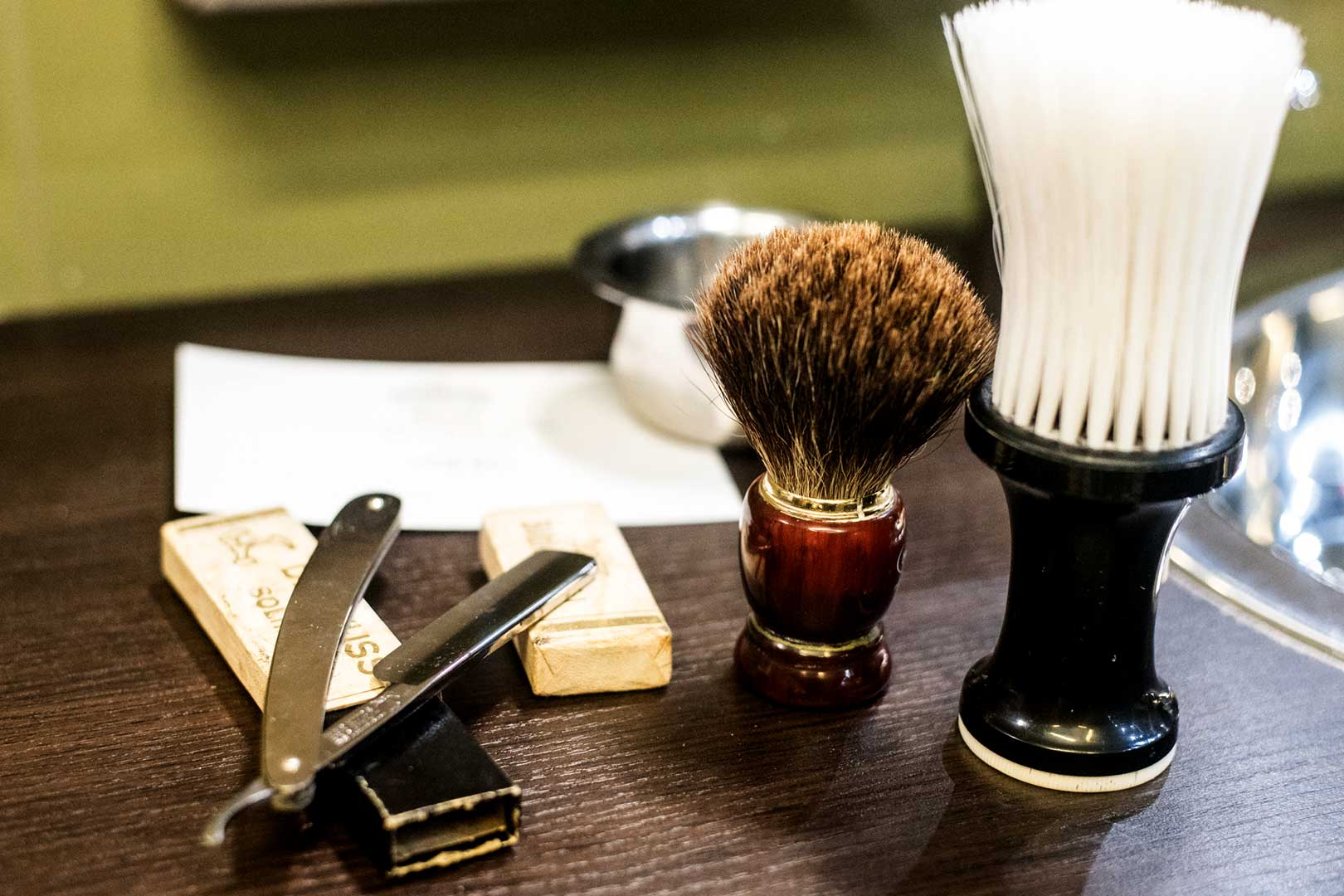 The Barber Shop Salon Milano