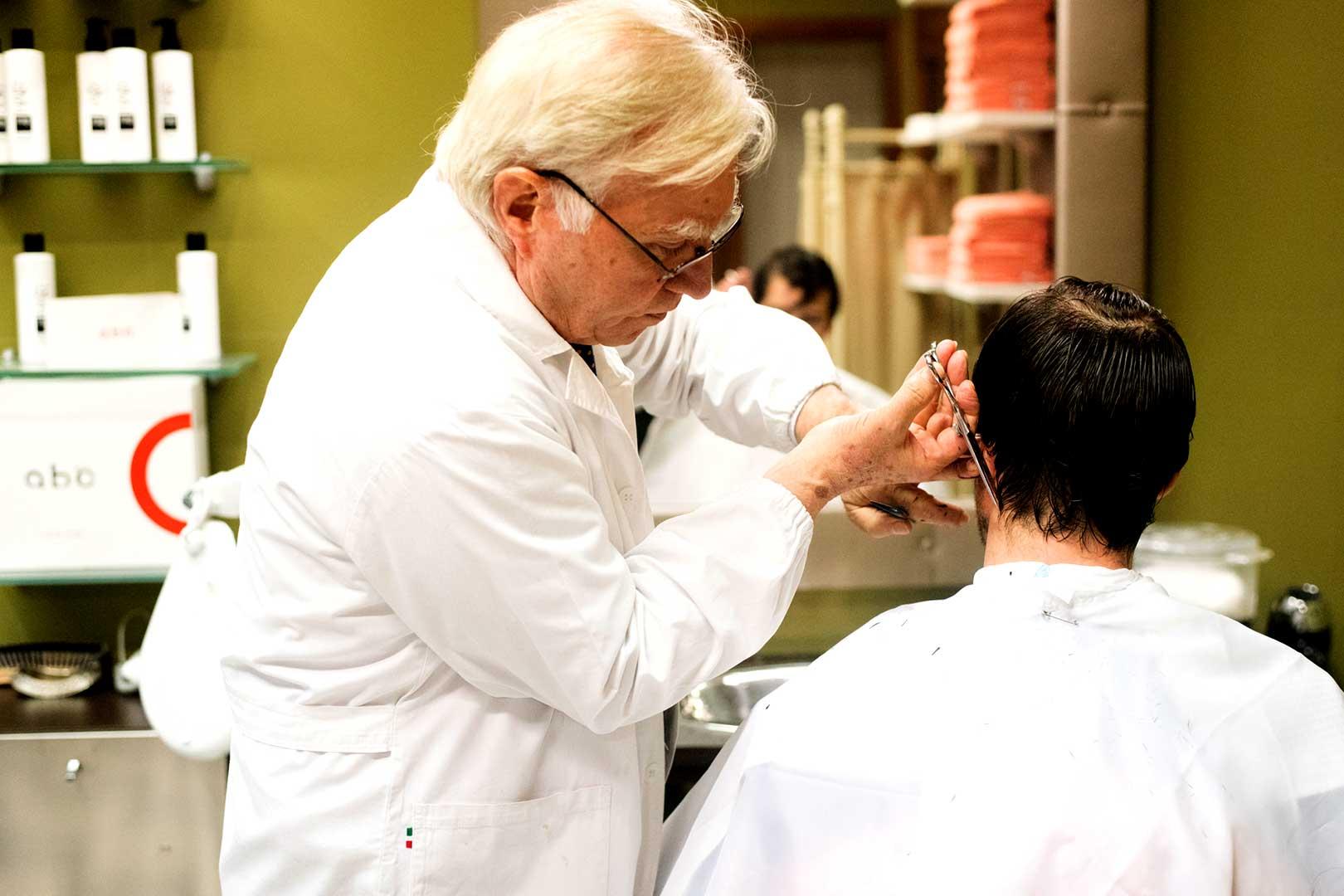 The Barber Shop Salon Milano