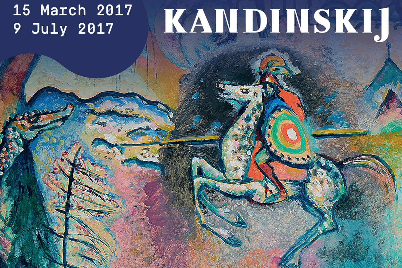 Kandinskij Kandinsky Mudec