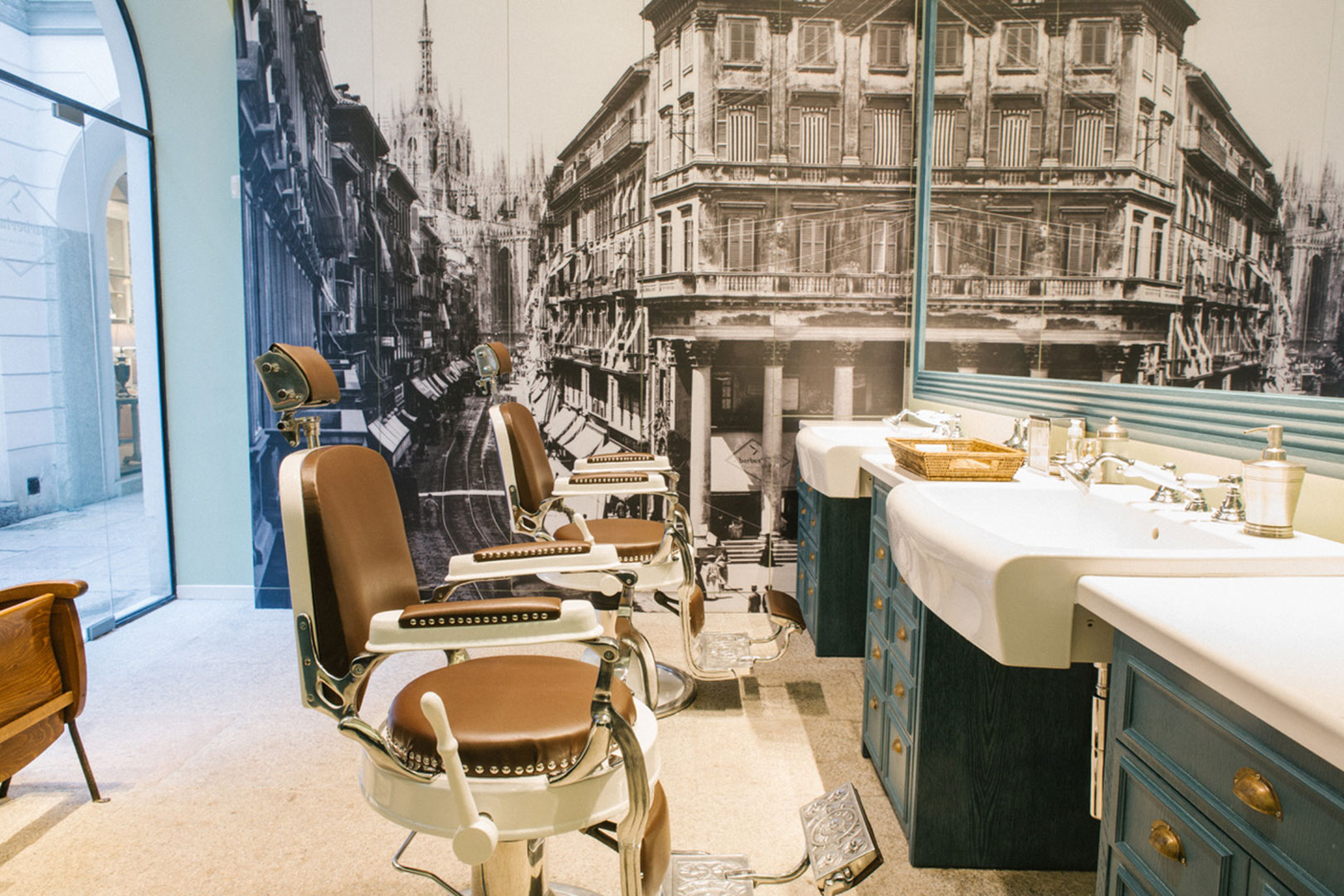 Barberino's Milano
