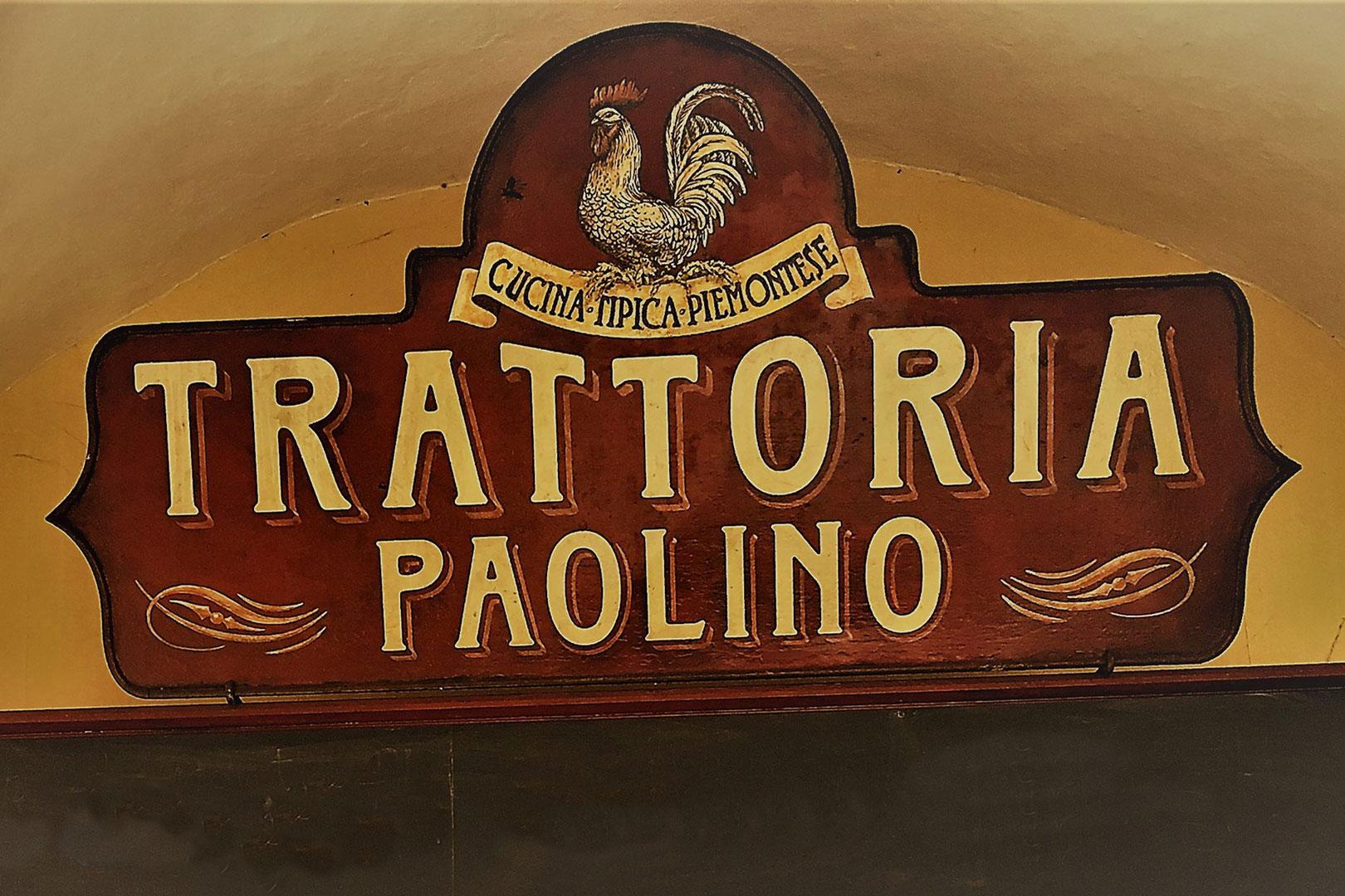 Trattoria Paolino - Vercelli
