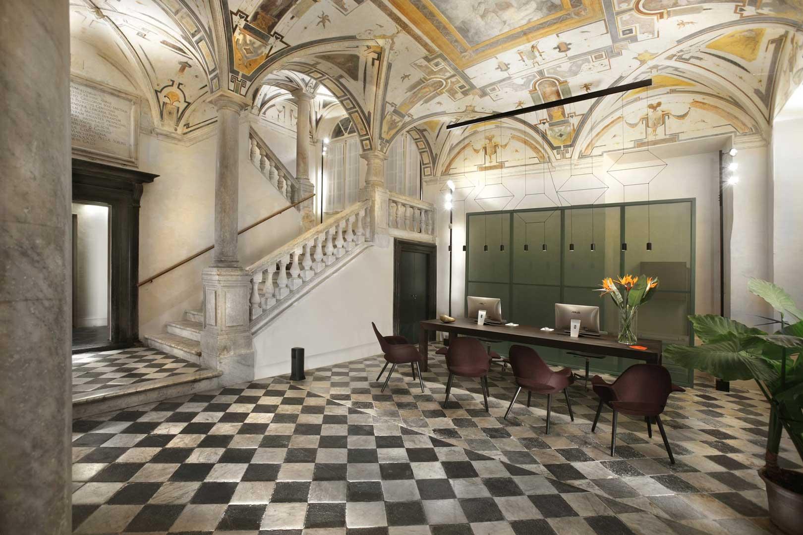 Palazzo Grillo - Reception 2