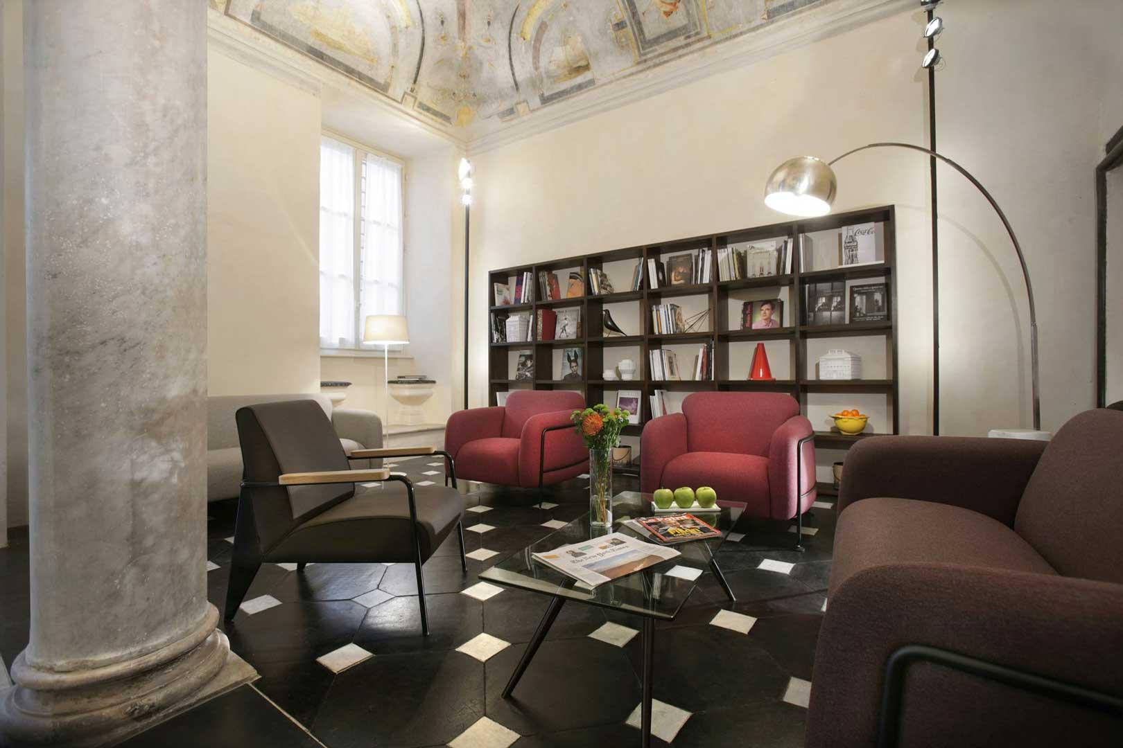 Palazzo Grillo - Reception