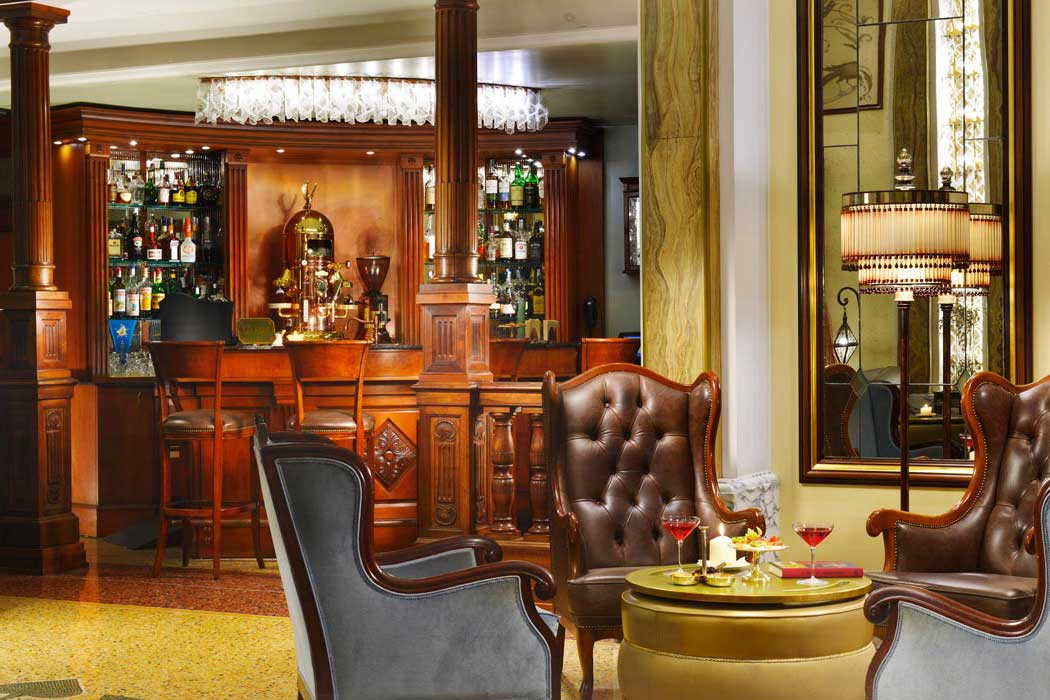 Grand Hotel Savoia - Bar