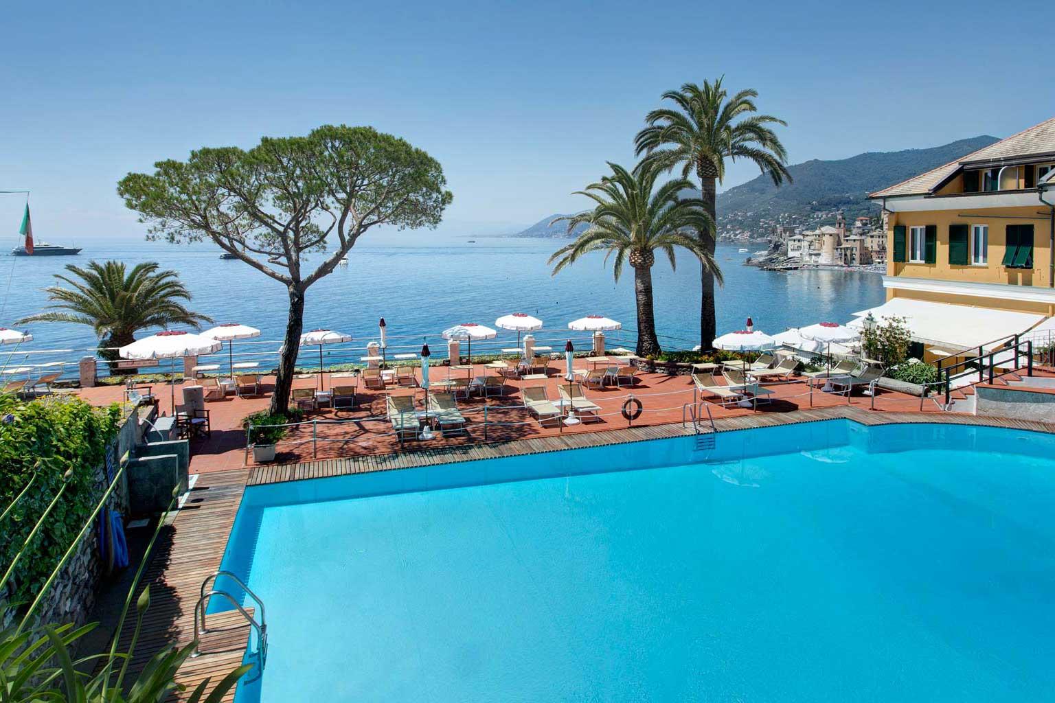 Hotel Cenobio dei Dogi - piscina2