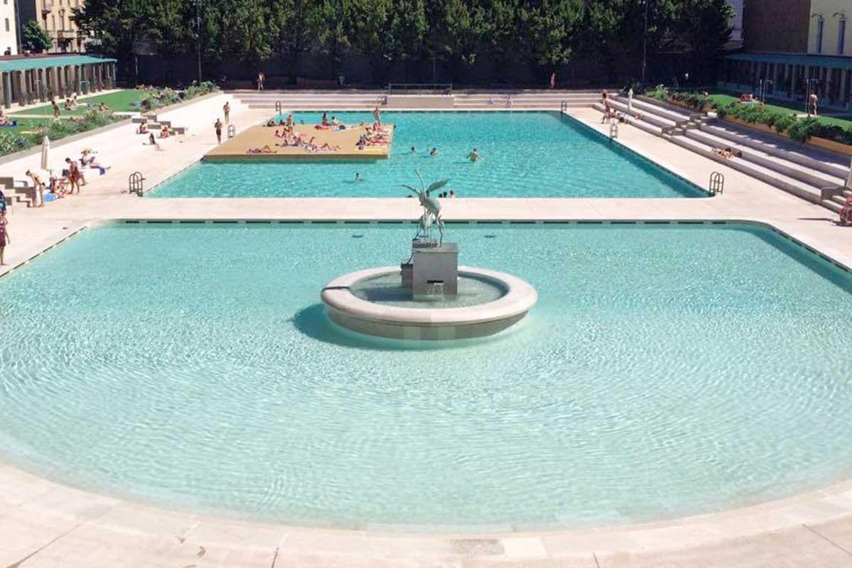 bagni misteriosi - piscine ex caimi | flawless milano
