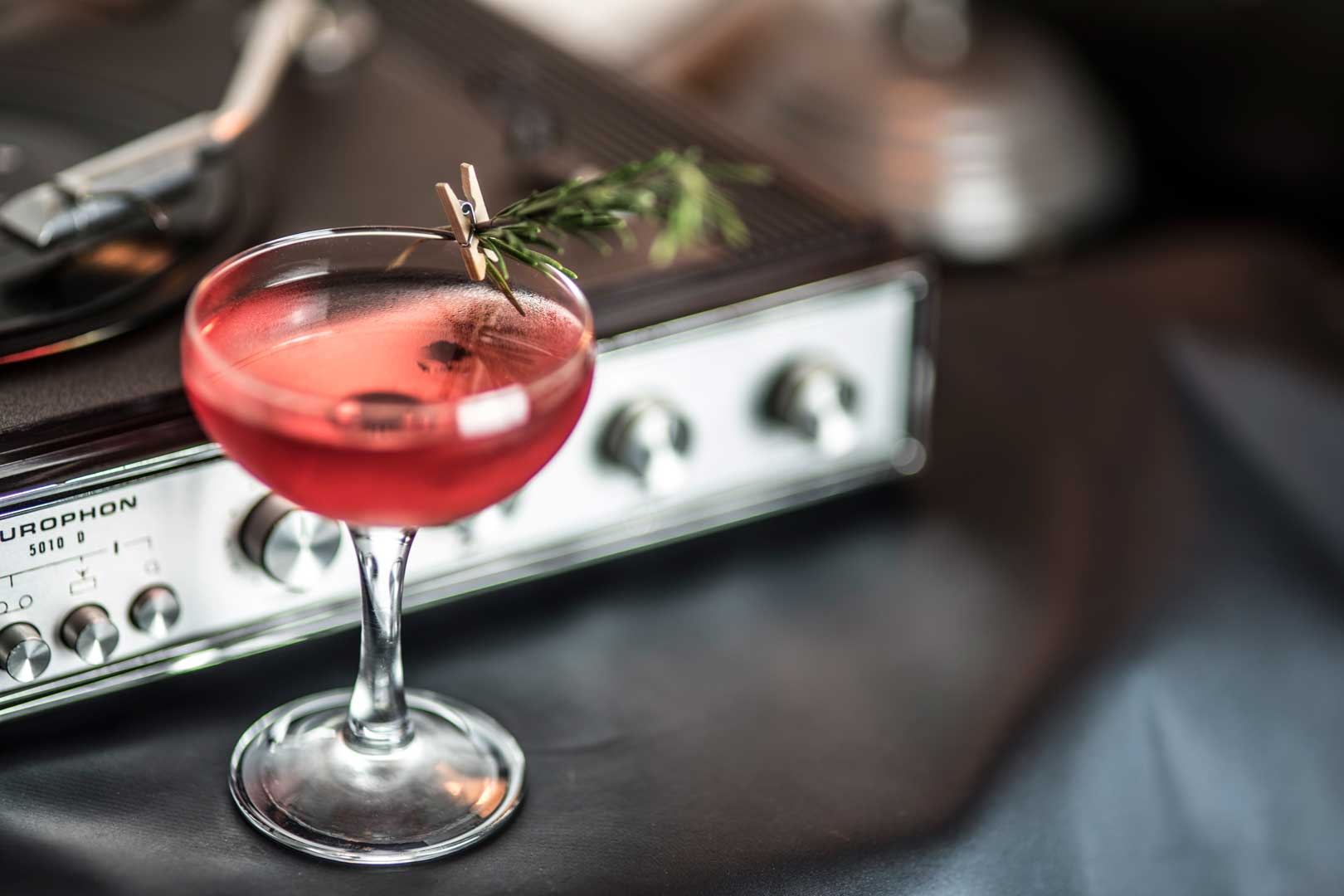 Barba Milano Cocktail rosmarino