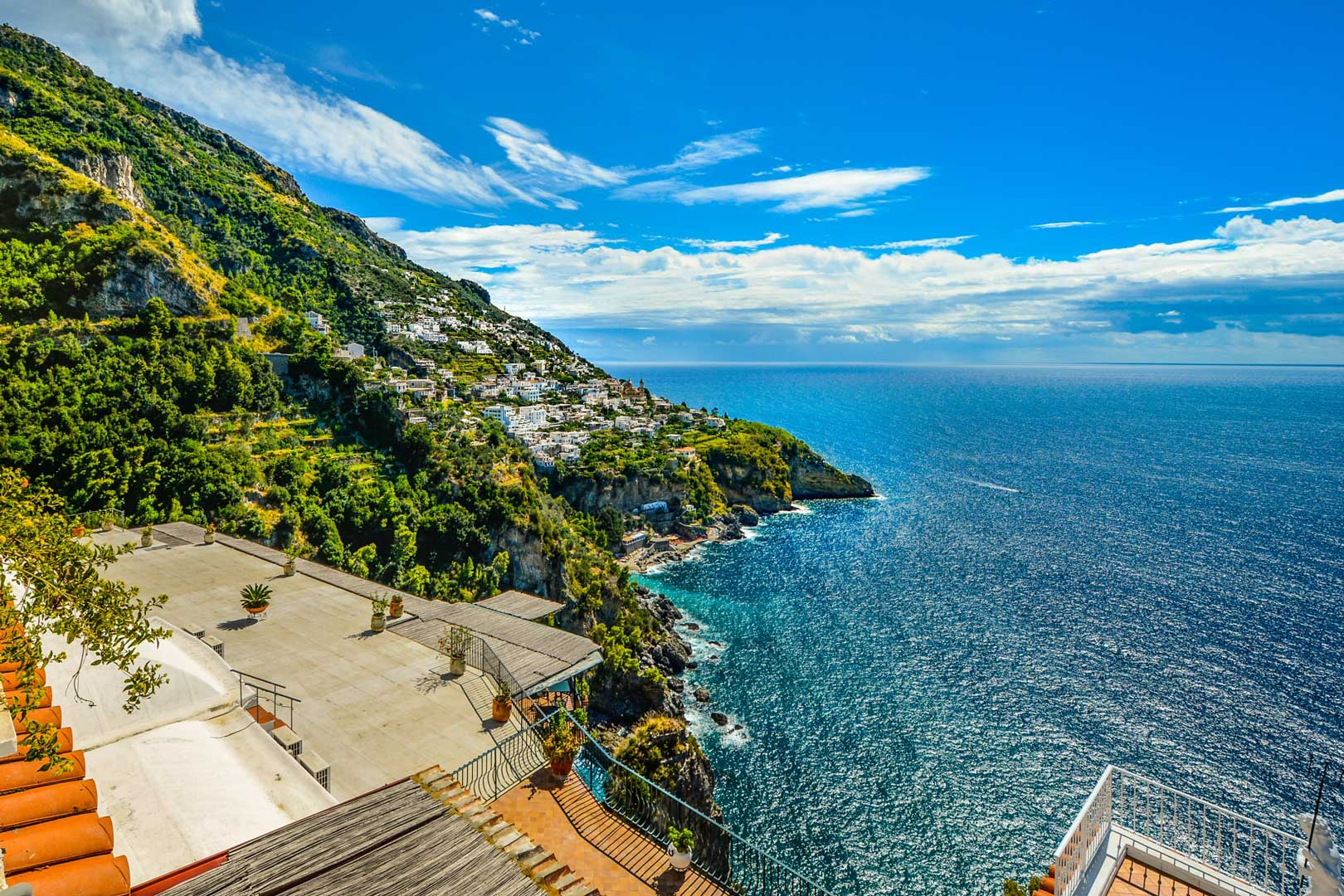 La magia dei luoghi più belli d'Italia