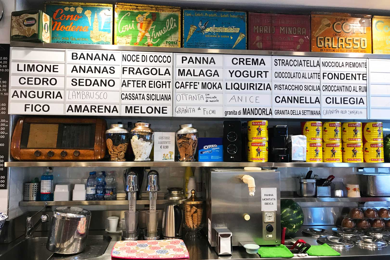 The Most Surprising Ice Cream Flavors in Milan | Flawless Milano
