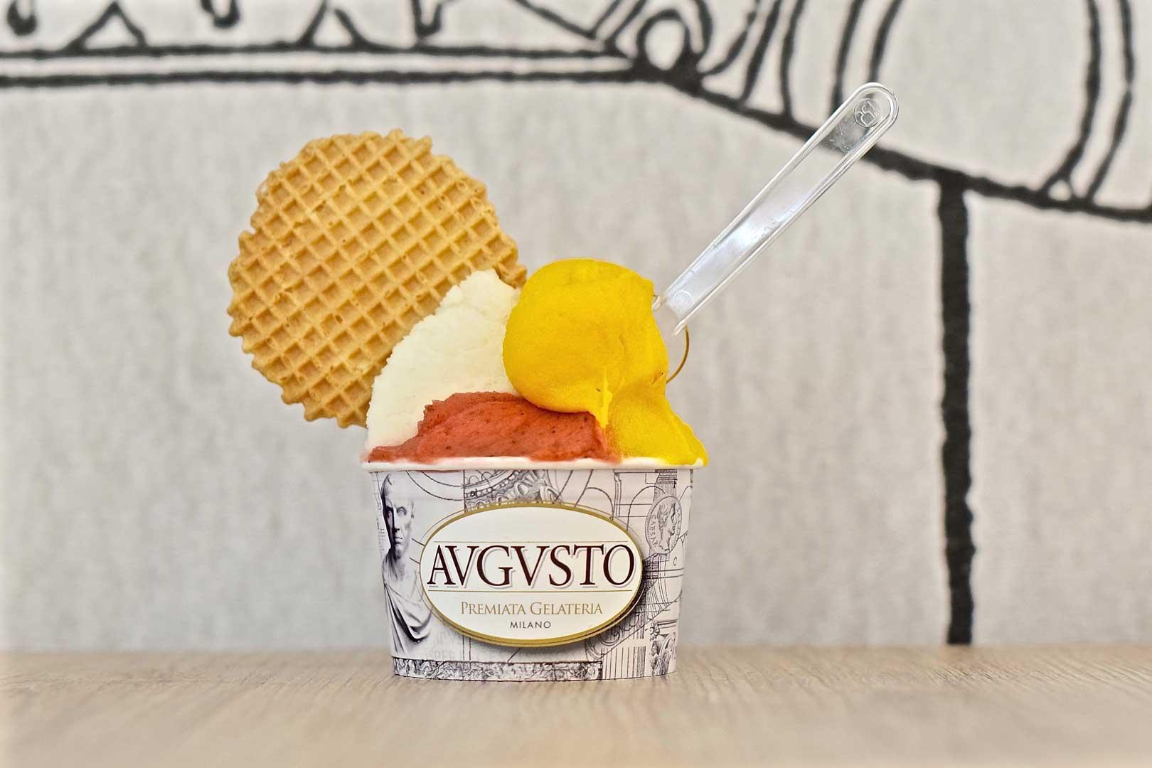 Premiata Gelateria Augusto - Gusti Frutta