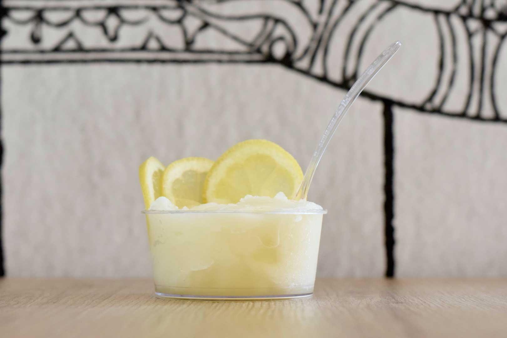 Premiata Gelateria Augusto - Granita Limone