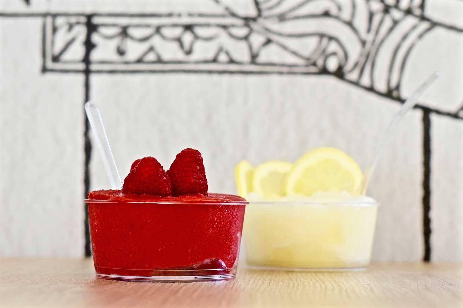 Premiata Gelateria Augusto - Granite Frutta