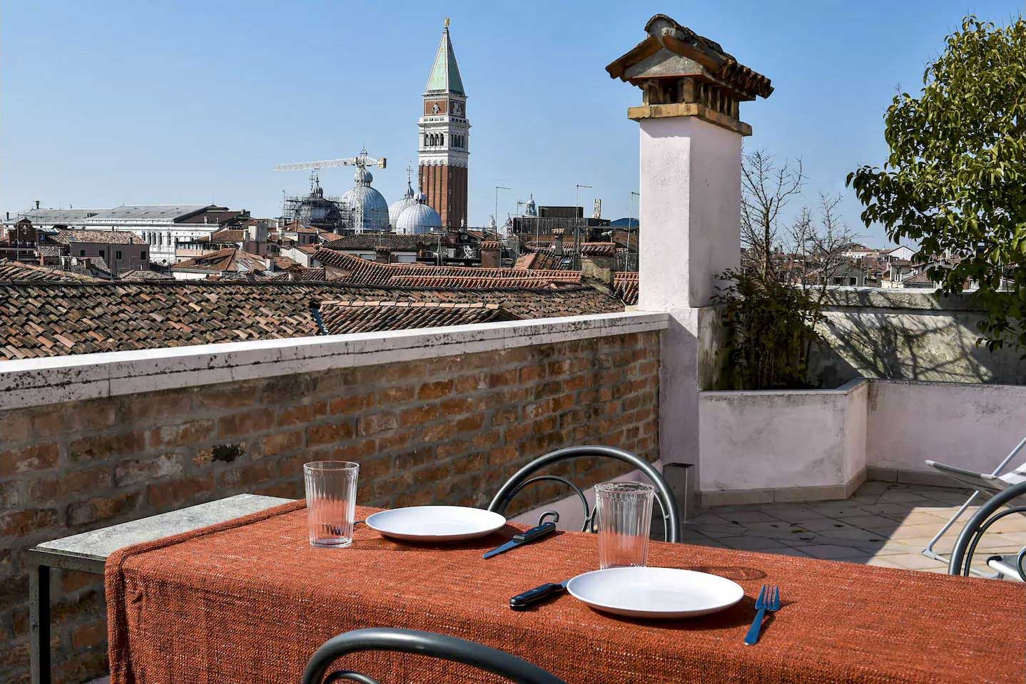 Luxury Terrace Apartment San Marco