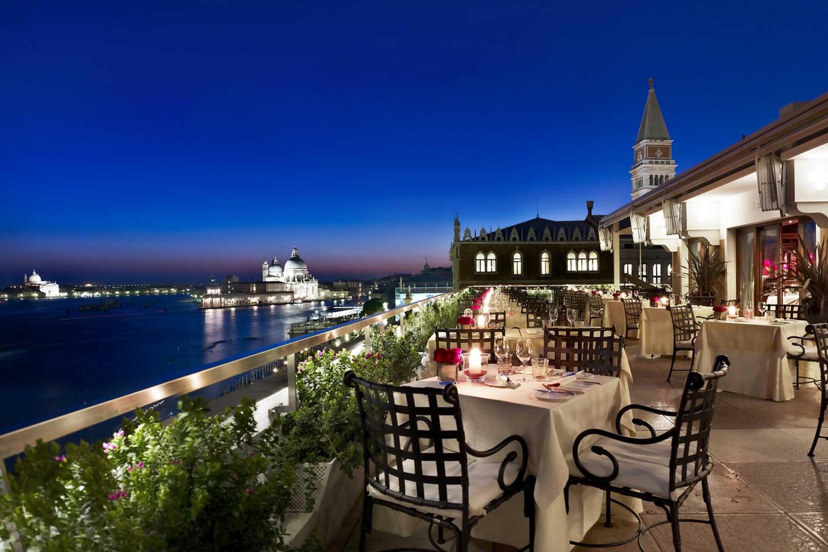 Hotel Danieli - Terrazza