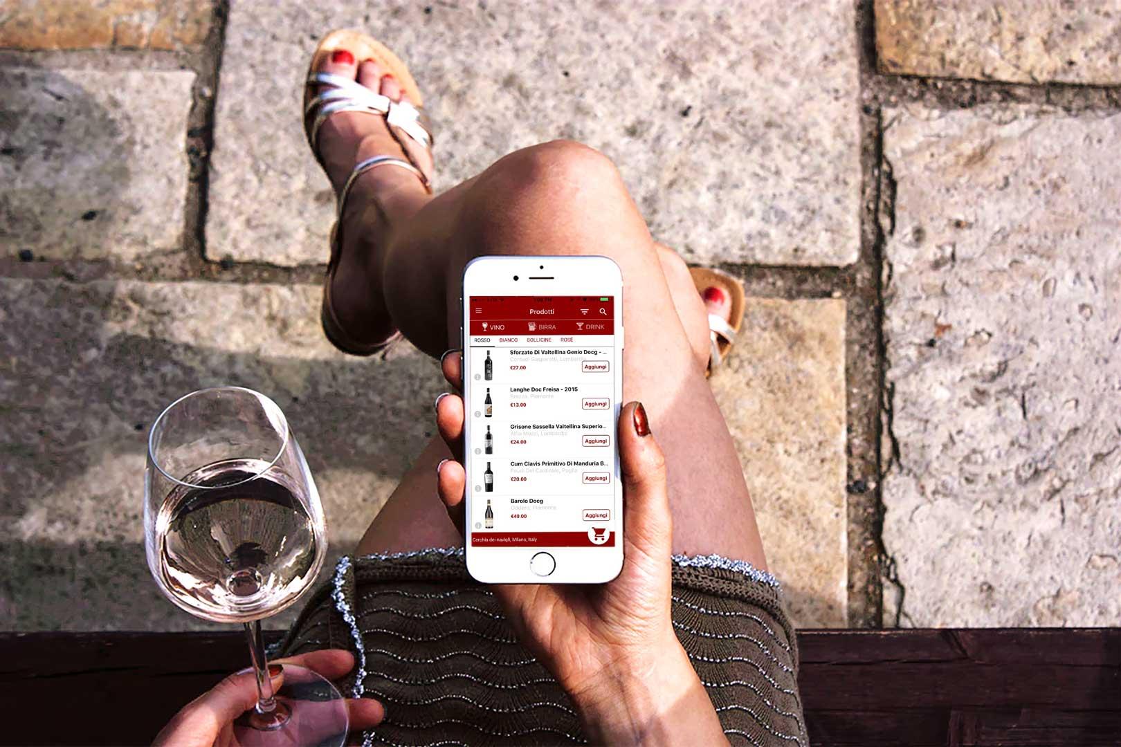 Winelivery è la next big thing a Milano