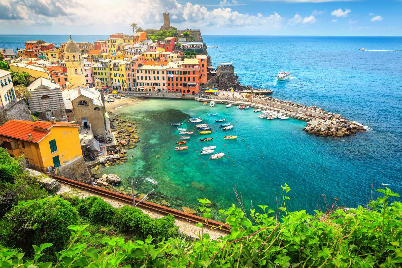 A weekend in Cinque Terre