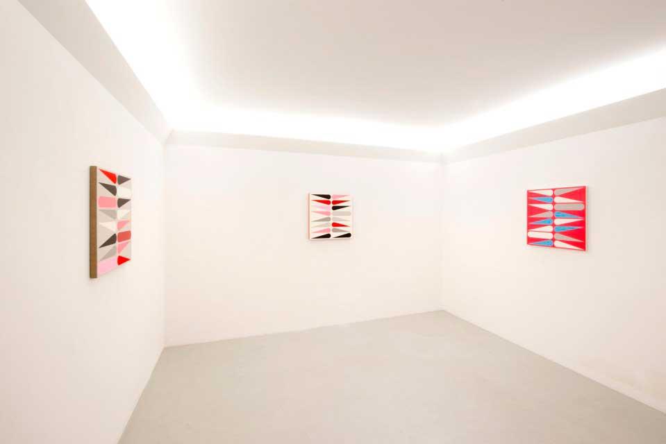 Jan Van Der Ploeg - There and While - Galleria Renata Fabbri 4