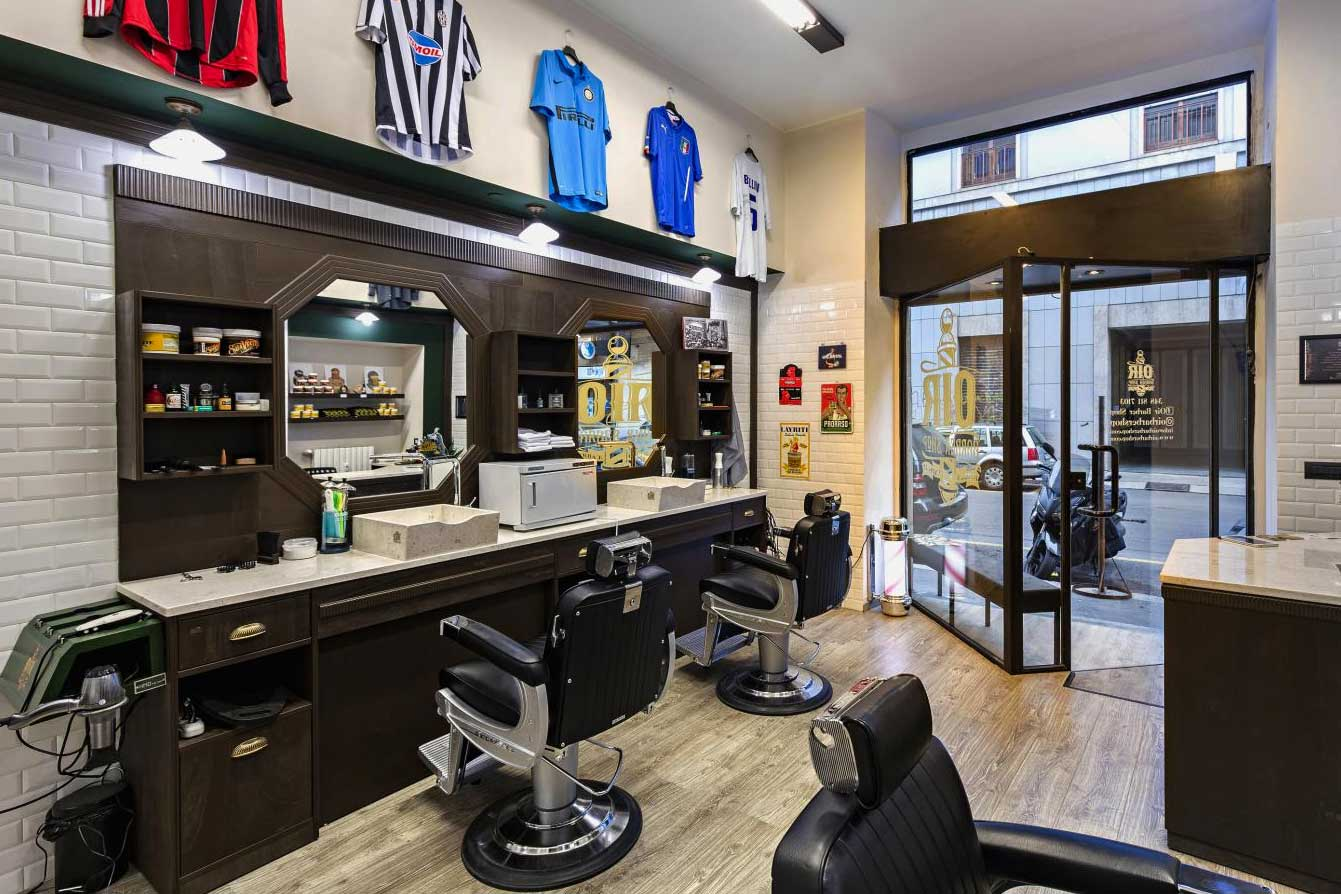 I migliori barber shop a milano centro flawless milano for Shop milano
