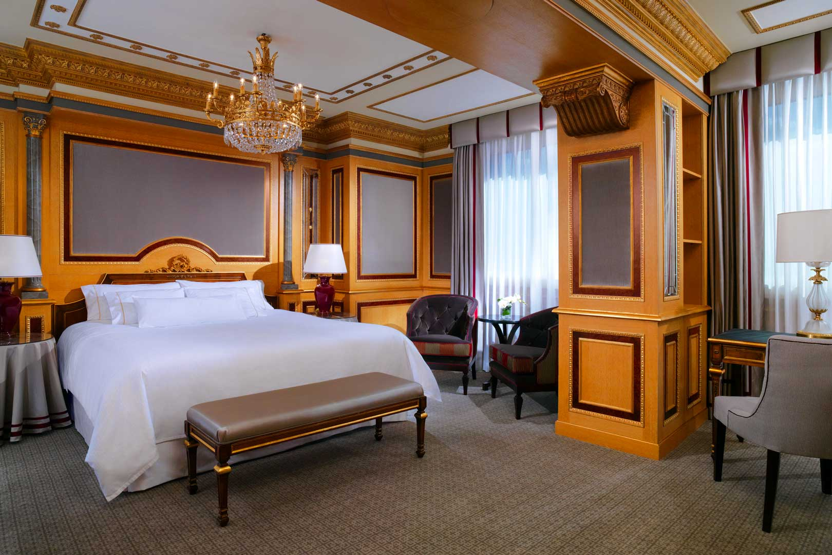 Westin Palace Milan - Grand Deluxe Imperial Room