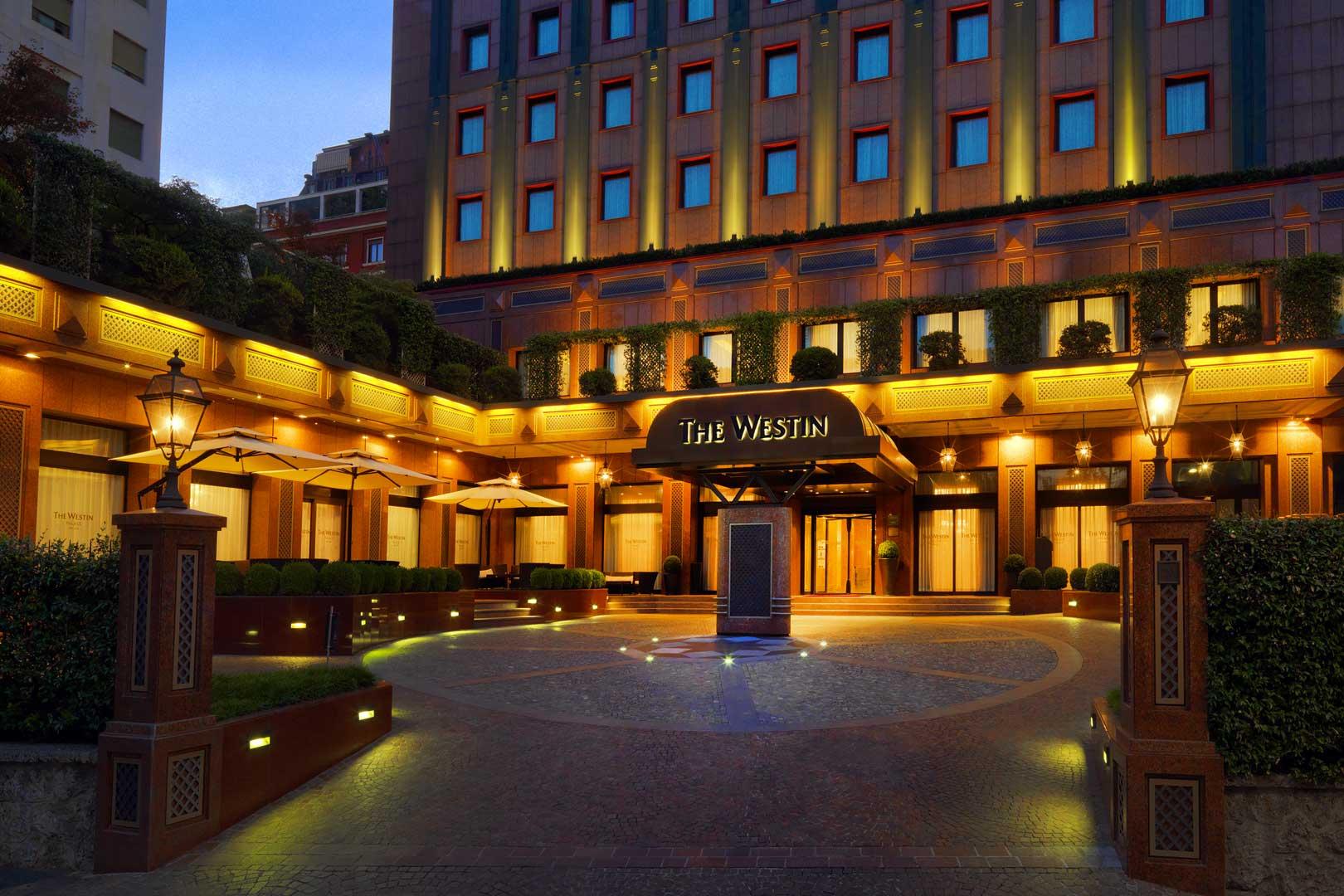 Westin Palace Hotel Milan