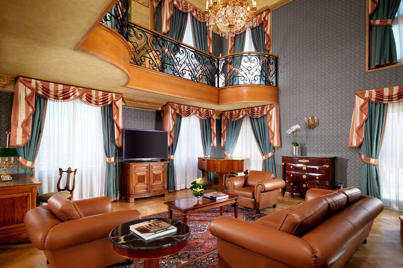 Westin Palace Milan - Presidential Suite