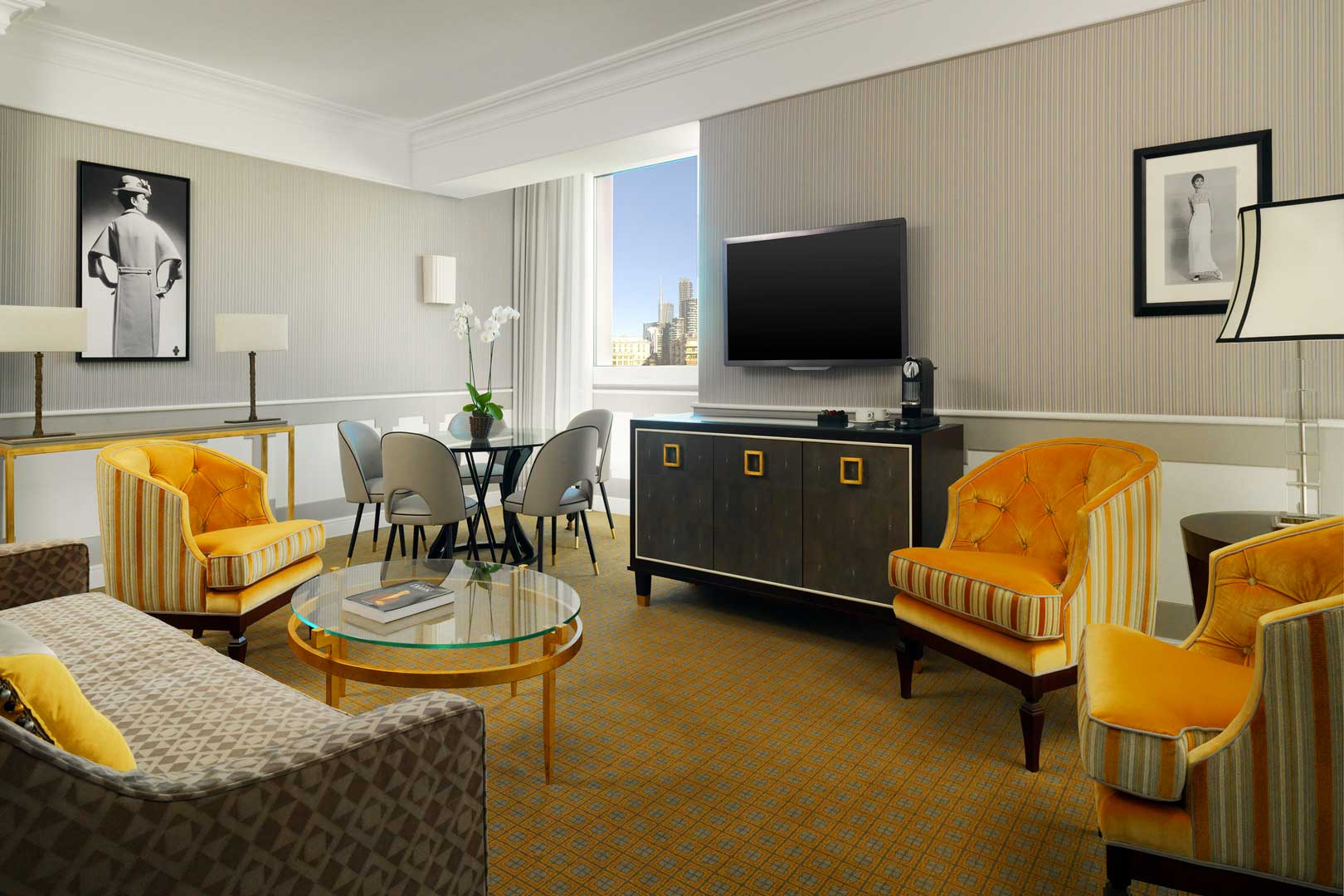 Westin Palace Milan - Suite Deluxe