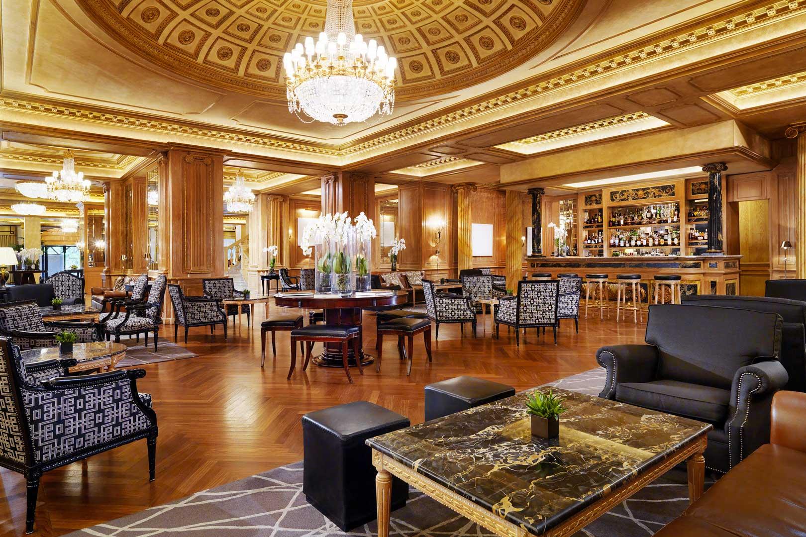 Westin Palace Milan - The Lounge Bar