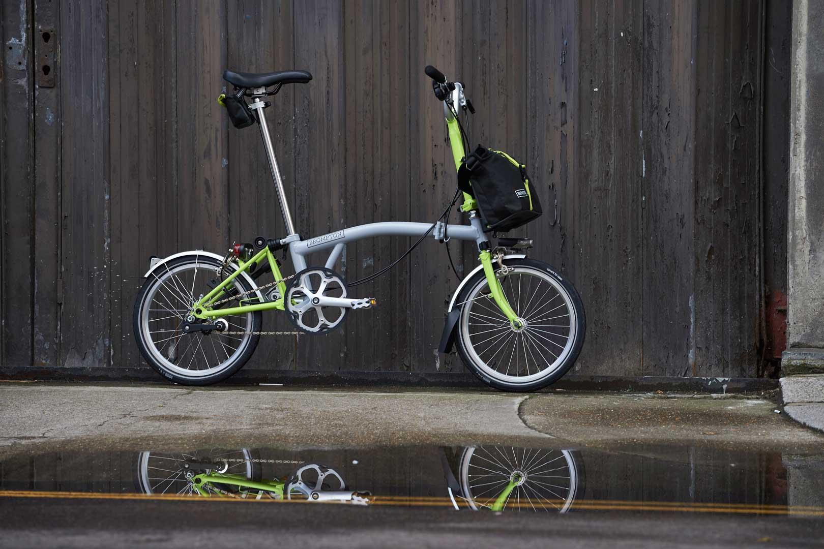 Brompton Junction - Bici