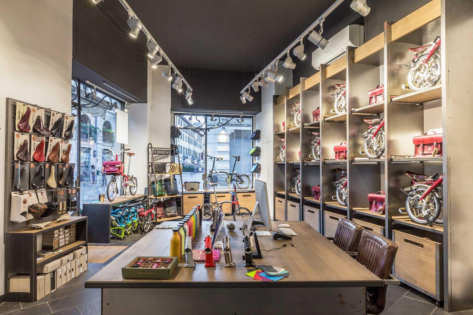 I migliori bike shop di Milano