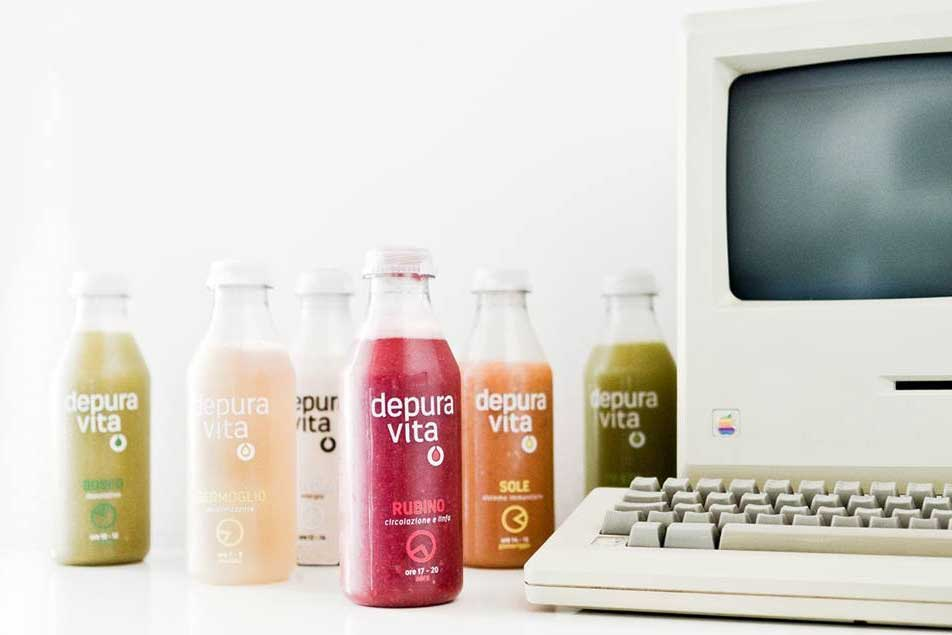 Cold Pressed Juice - Depuravita