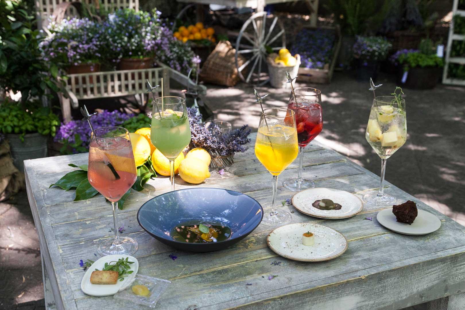 Grey Goose Atelier of Taste @ Sheraton Diana Majestic | Abbinamenti