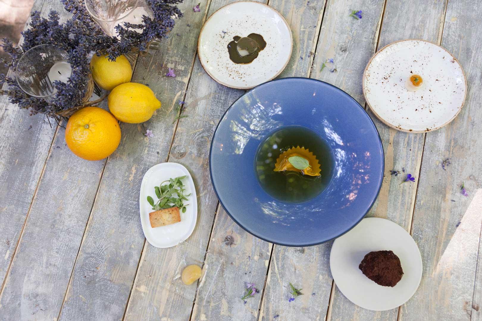 Grey Goose Atelier of Taste @ Sheraton Diana Majestic | Piatti Luigi Taglienti