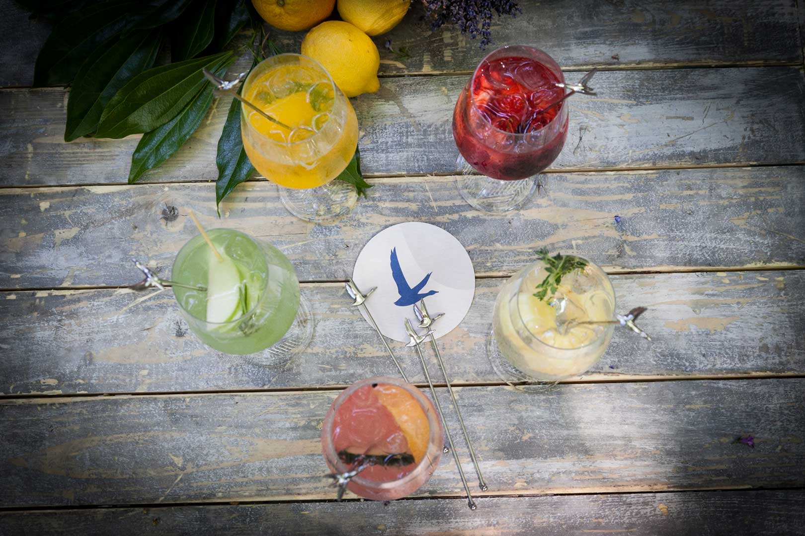 Grey Goose Atelier of Taste @ Sheraton Diana Majestic | Cocktails