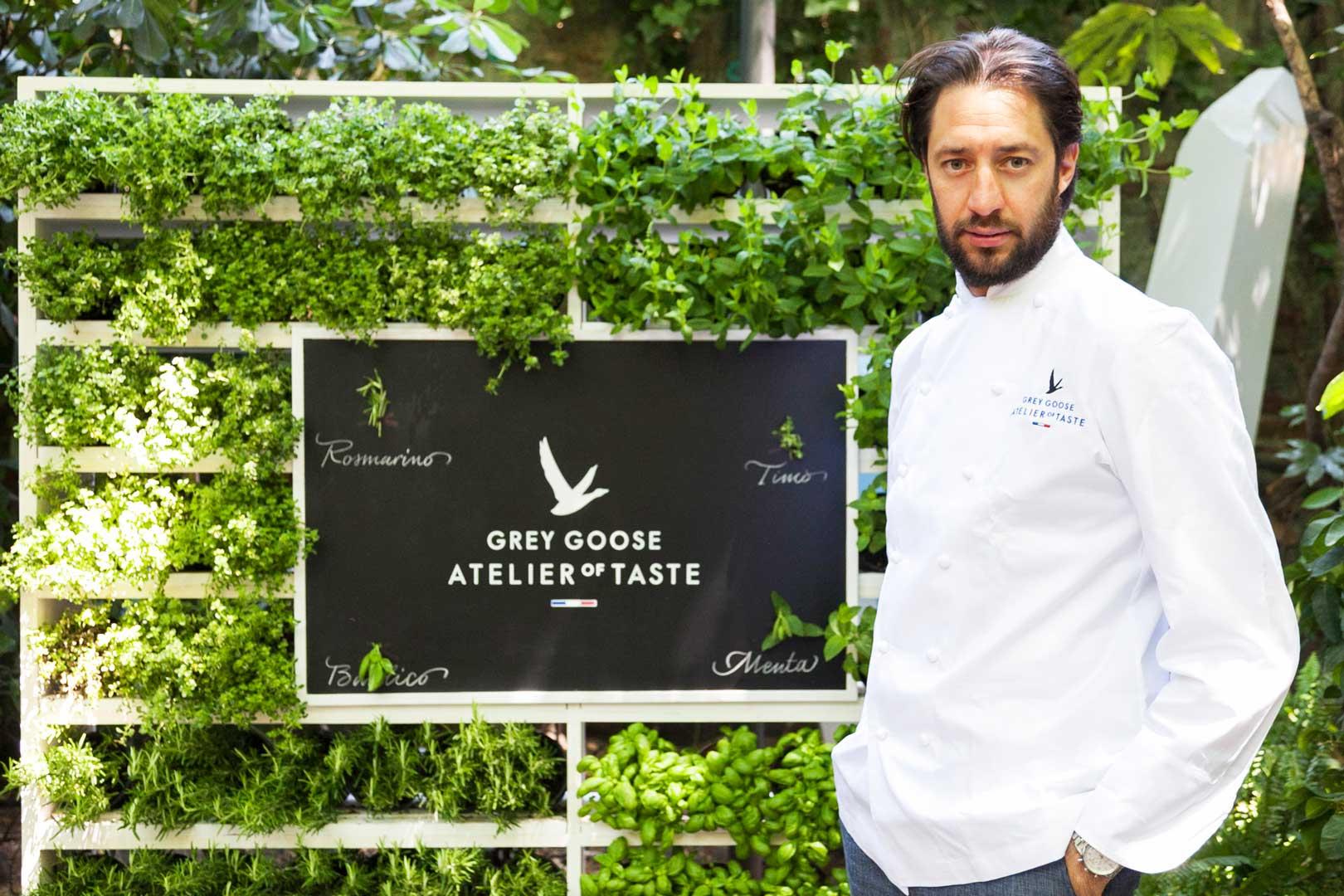 Grey Goose Atelier of Taste @ Sheraton Diana Majestic | Luigi Taglienti