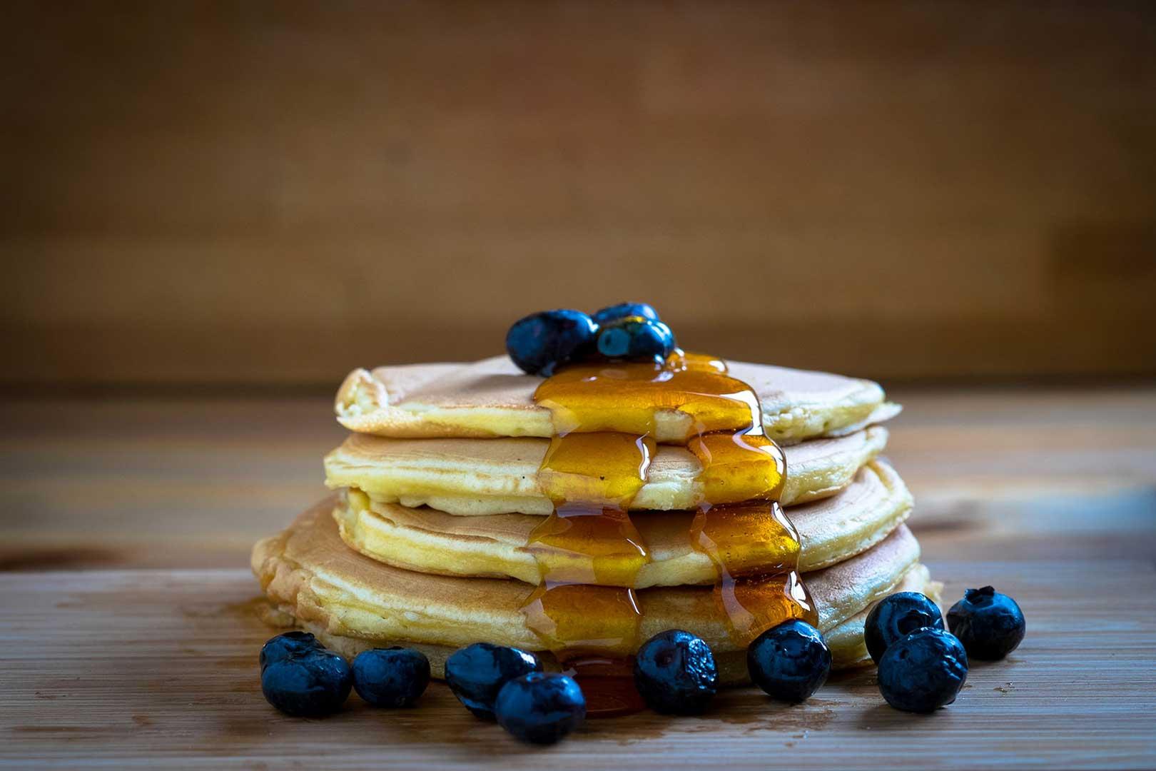 Ofelé - Pancakes - Cover