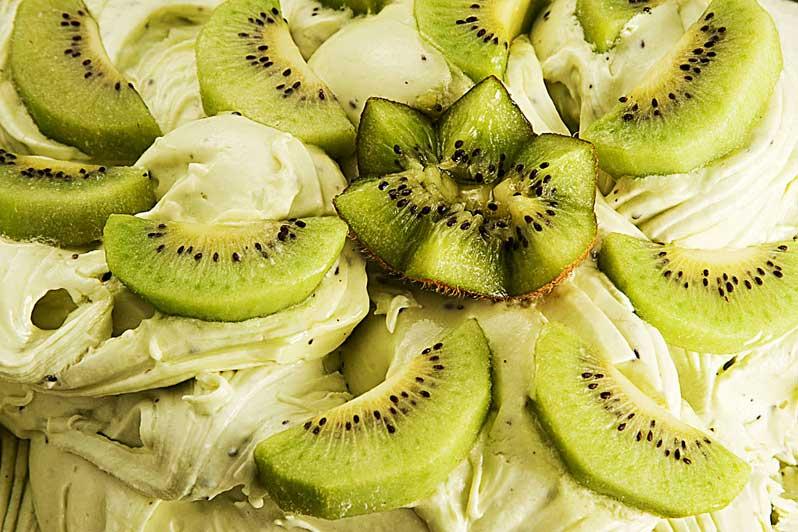 Vanilla Gelati Italiani - Kiwi