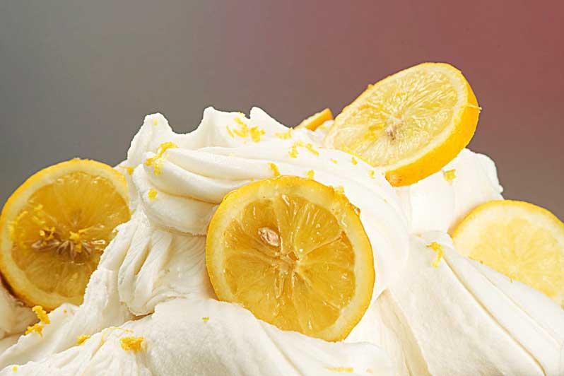 Vanilla Gelati Italiani - Limone di Sorrento IGP