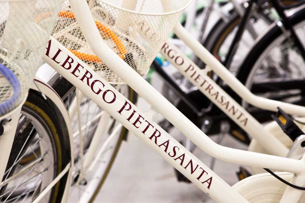 Pietrasanta - Albergo Pietrasanta Biciclette