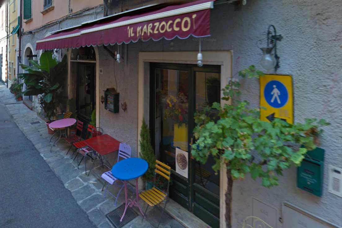 Pietrasanta - Il Marzocco