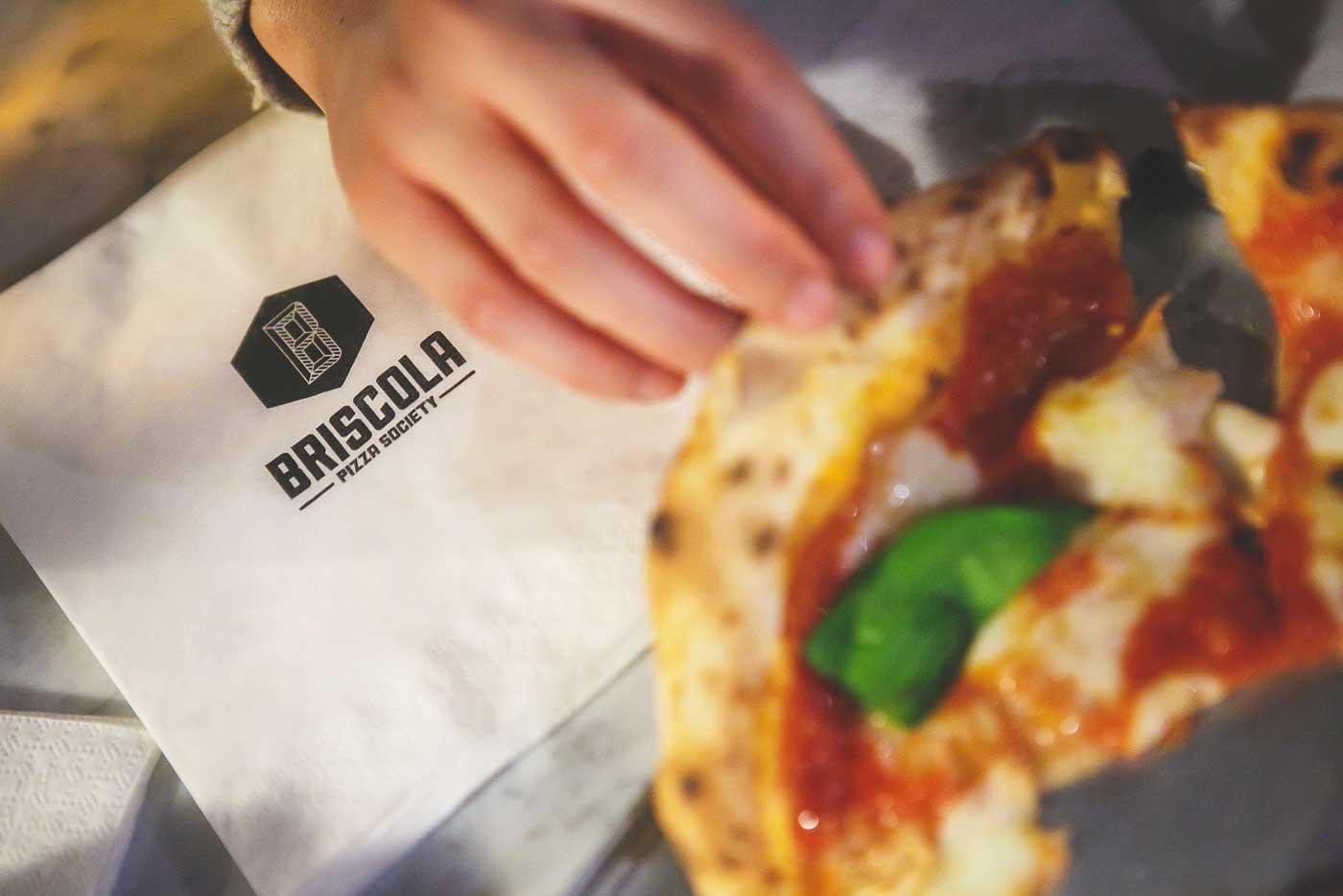 Briscola - Pizza Society | Margherita