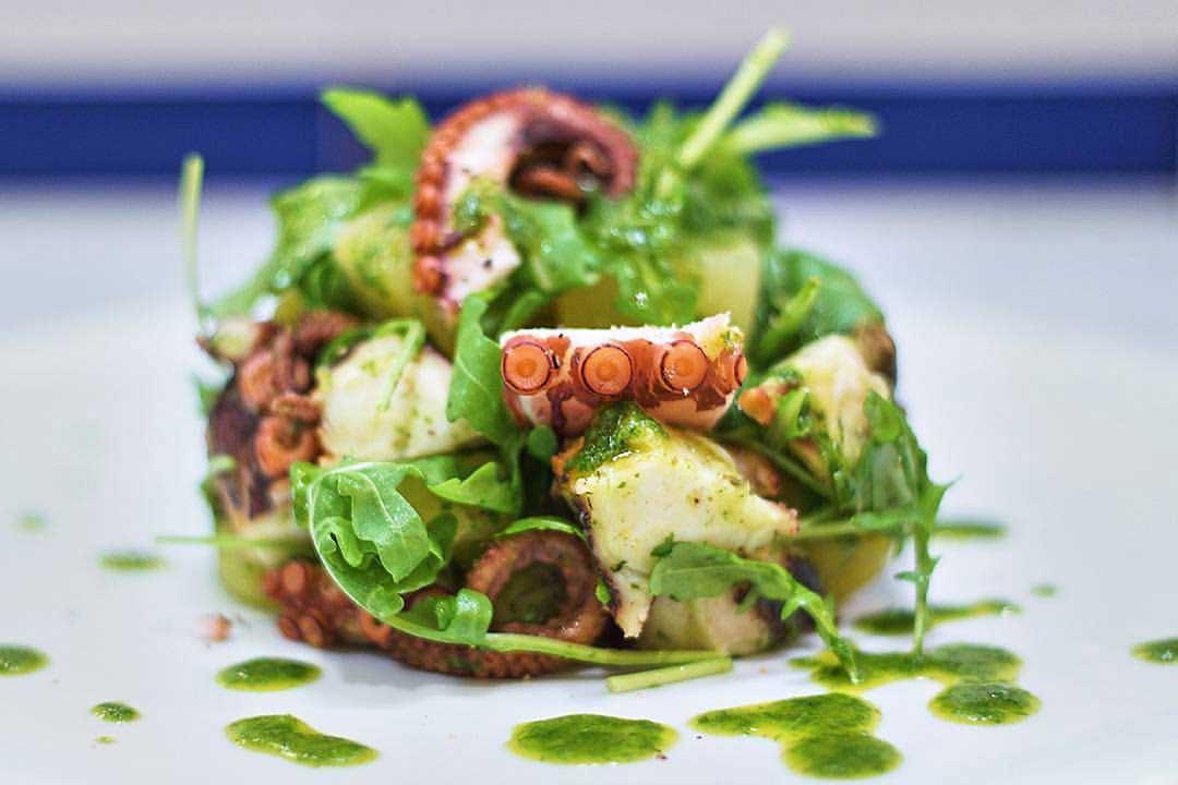 Corallo Lobster Bar | Insalata Polpo
