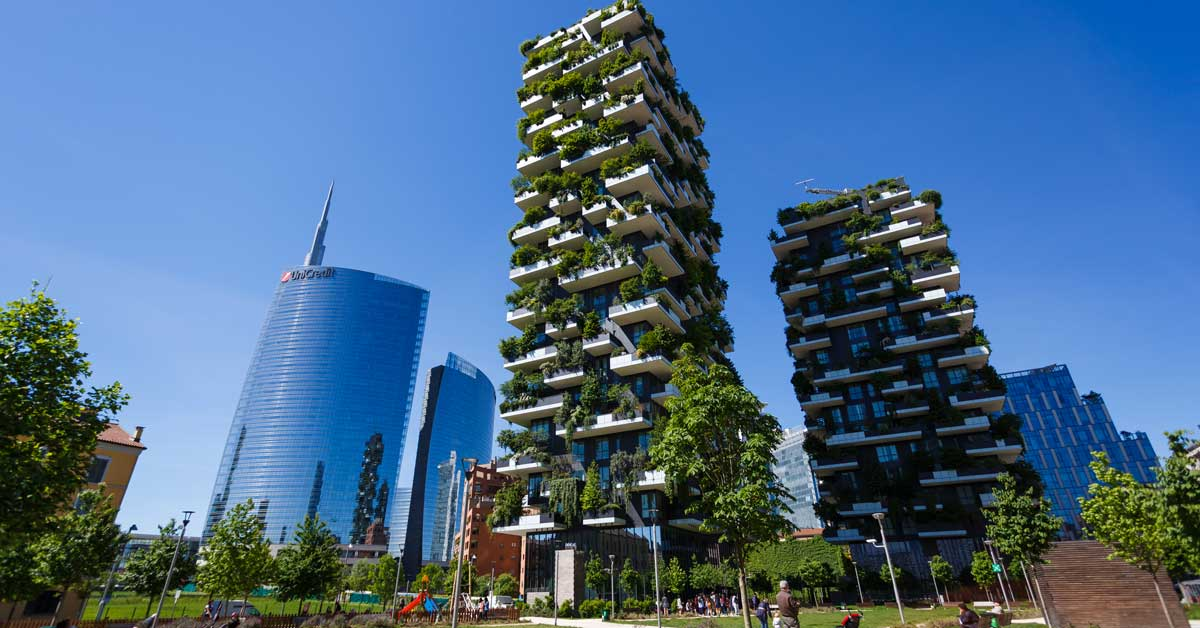 one night at bosco verticale flawless milano. Black Bedroom Furniture Sets. Home Design Ideas